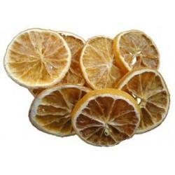 Apelsinų griežinėliai džiovinti orkaitėje 50g
