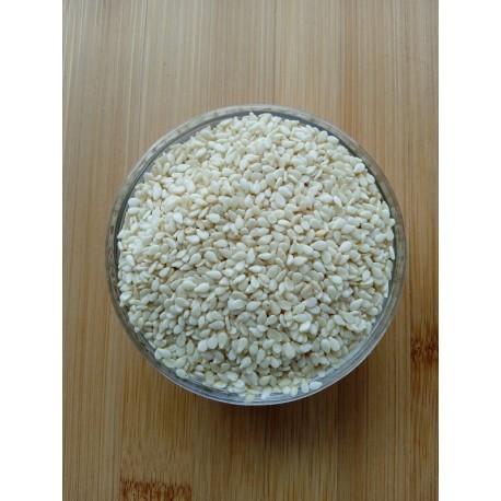 Sezamo sėklos baltos 100g